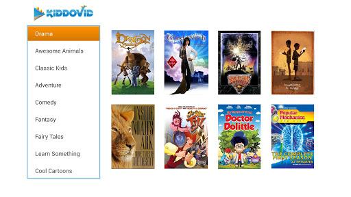 KiddoVid - TV