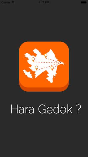 Hara Gedek - Baku