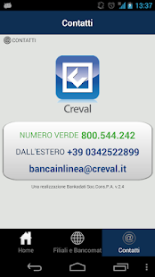 CrevalApp - screenshot thumbnail