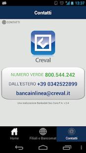 CrevalApp- screenshot thumbnail