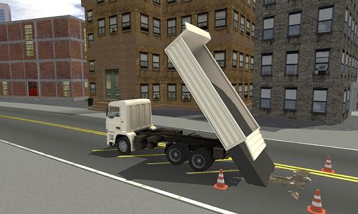 Lorry Simulator 3D 2015