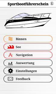 SBF Kombi Trainer (Binnen+See)- screenshot thumbnail