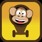 Cannonball Monkey