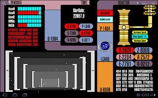 Screenshot of Star Trek Live Wallpaper