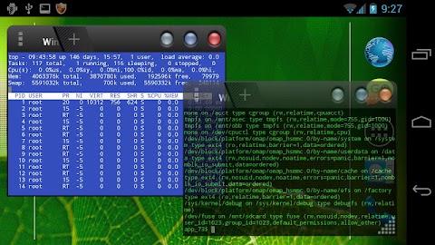 ☆ AirTerm (floating terminal) Screenshot 2