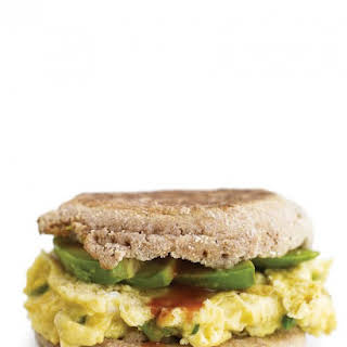 Egg-and-Avocado Sandwich.