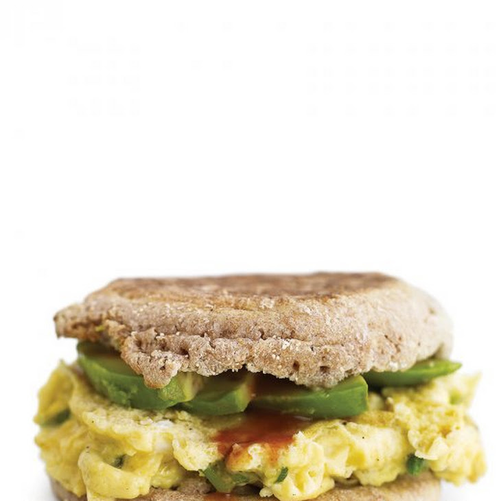 Egg-and-Avocado Sandwich Recipe