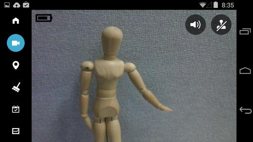 Yujin Robot Home Monitoring