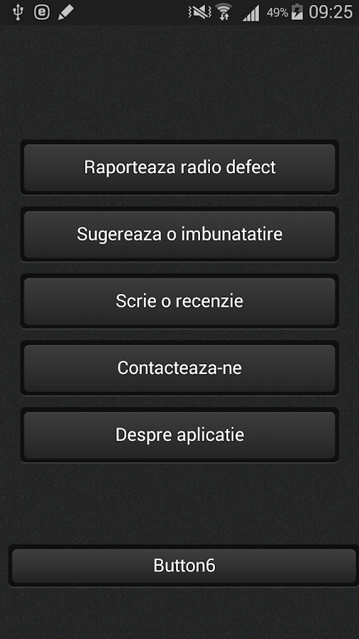 Suamp - Radio online Romania- screenshot