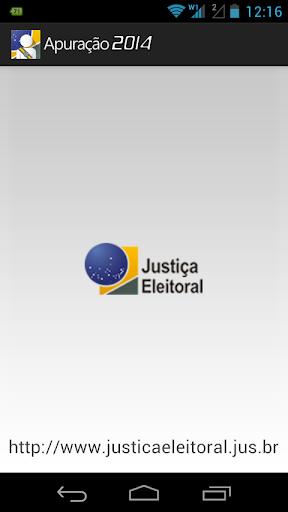 Apuração Eleições 2014