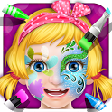 Princess Masquerade Makeup icon