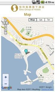 Sino Group of Hotels- screenshot thumbnail