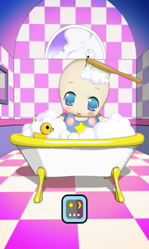 Baby Love Pocket - screenshot
