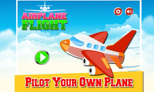 Airplane Flight Trainer