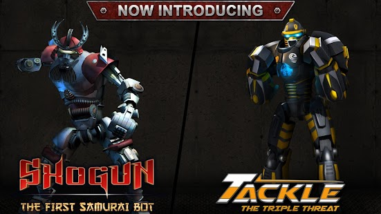 Real Steel Friends - screenshot thumbnail