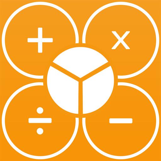 分数计算器 - xFractions 教育 App LOGO-硬是要APP
