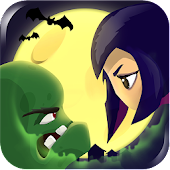 Girl vs Zombie Run Game
