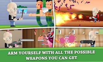 Screenshot of Monster Killer: Shooter Mayhem