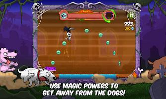 Screenshot of Boney The Runner