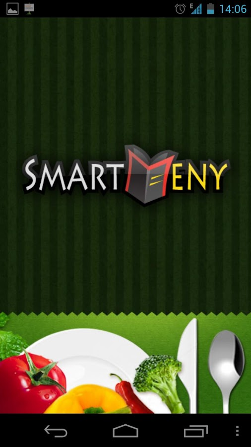 Smart Meny- screenshot