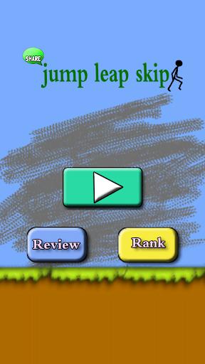 Jump Leap Skip