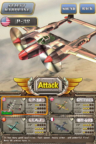 Air Attack: Super Air War