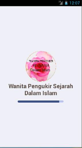 Wanita Pengukir Sejarah Islam