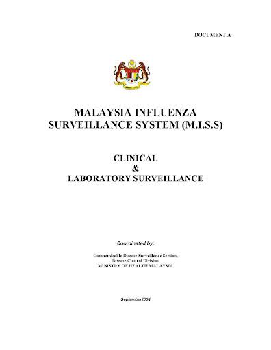 KKM BKP Influenza Surveillance