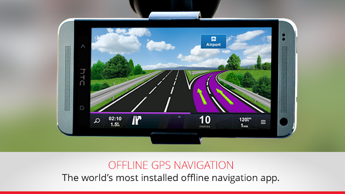 GPS Navigation & Maps by Sygic 14.3.3 Patched APK