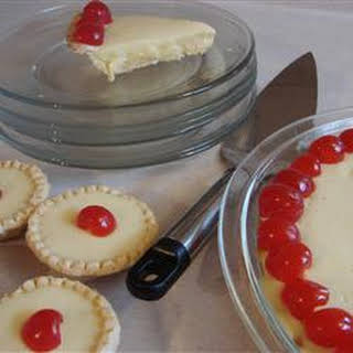 Lemon Whipped Pie.