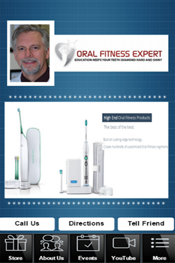 Oral Fitness Expert
