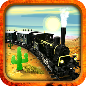 Addictive Wild West Rail Roads for PC and MAC