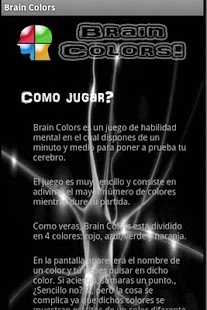 Brain Colors (Español) - screenshot thumbnail