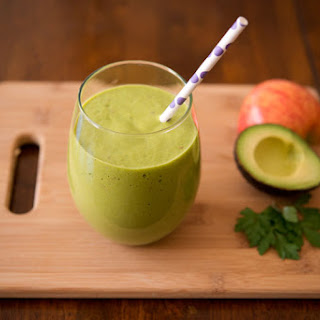 Back to the Grind Green Smoothie.