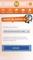 Screenshot of Jovem Pan Goiânia