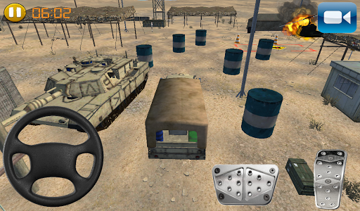 【免費冒險App】Real 3D Parking Truck-APP點子