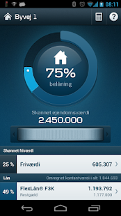 Mobilbank DK - screenshot thumbnail