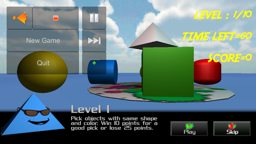 Color Match 3D Free