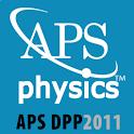 APS DPP 2011 logo