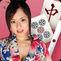 Sexy mah-jong Sora Aoi logo