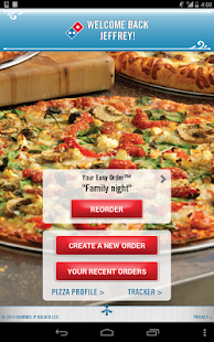 Domino's Pizza USA Screenshot 11