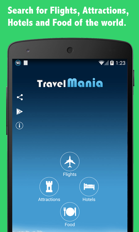 TravelMania - Hotels nearby- screenshot