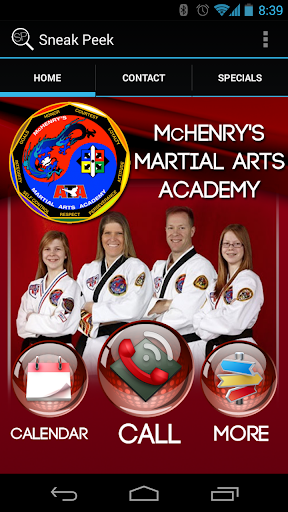 McHenry's Martial Arts