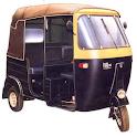 Kerala Auto Rickshaw Fare logo