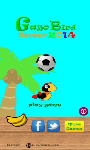 Gago Bird Soccer 2014