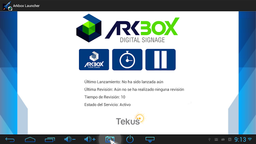 Arkbox Launcher
