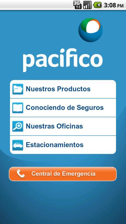 Pacífico Seguros Móvil - screenshot
