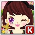 Judy's Flower Puzzle-GirlsGame icon