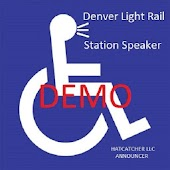 DENVER LIGHT RAIL SPEAKER DEMO