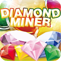 Diamond Miner logo